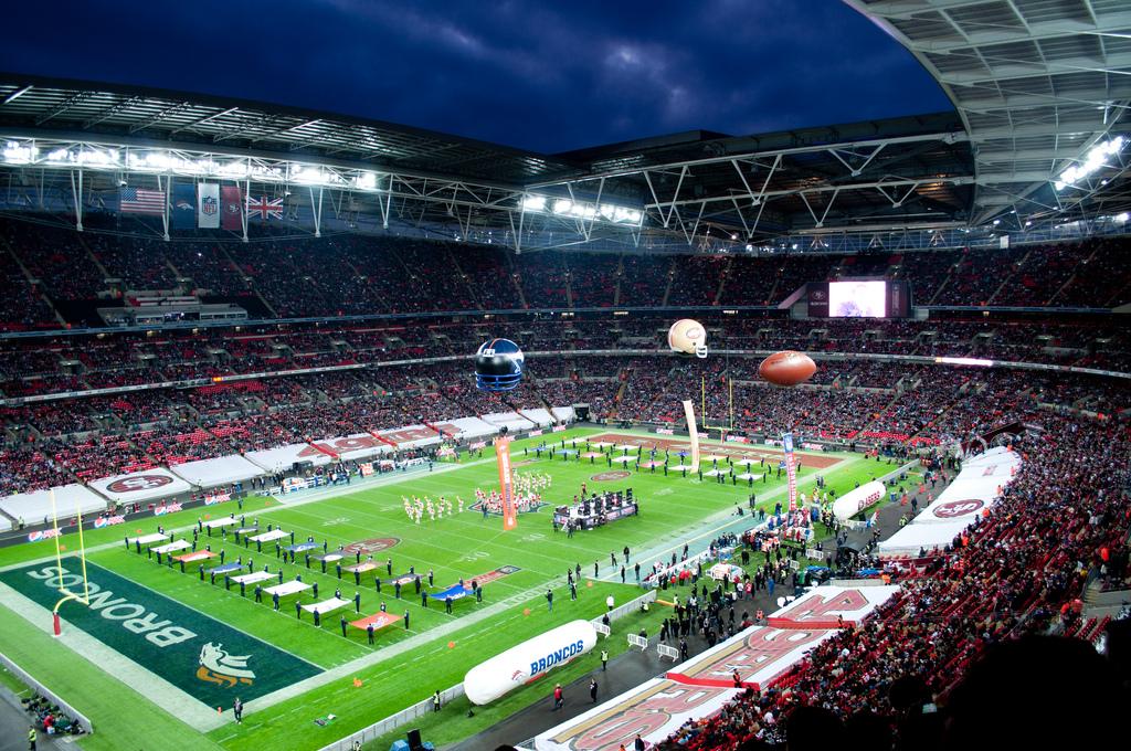NFL London Tickets 2017