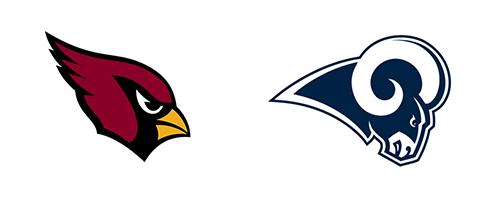 Arizona Cardinals vs Los Angeles Rams