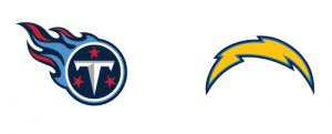 Tennesee Titans vs Los Angeles Chargers
